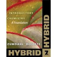 Introductory Chemistry A Foundation, Hybrid (with eBook in OWL Printed Access Card),9780538757089