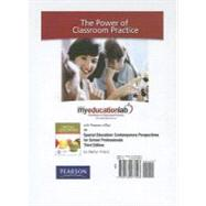 MyEducationLab with Pearson eText -- Standalone Access Card -- for Special Education