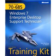 MCITP Self-Paced Training Kit (Exam 70-685): Windows 7 Enter..., 9780735627093  