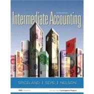 MP Loose Leaf Intermediate Accounting Volume 1 with Annual Report,9780077647094