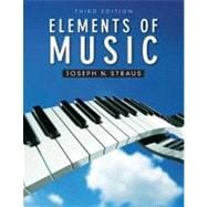 Elements of Music, 9780205007097