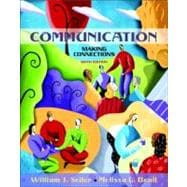 Communication : Making Connections (with Study Card)