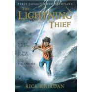 Percy Jackson and the Olympians - The Lightning Thief: The G..., 9781423117100