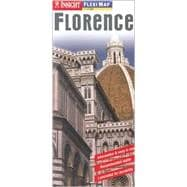 Insight Florence  Flexi Map,9789814137102