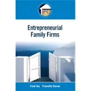 Entrepreneurial Family Firms,9780131577114