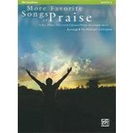 More Favorite Songs of Praise (Solo-Duet-Trio with Optional ..., 9780739077115