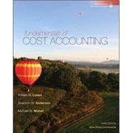 Fundamentals of Cost Accounting