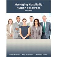 Managing Hospitality Human Resources with Answer Sheet (EI),9780133097122