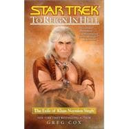 To Reign in Hell : The Exile of Khan Noonien Singh, 9780743457125