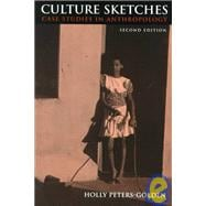 Culture Sketches: Case Studies in Anthropology,9780070497153