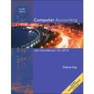 Computer Accounting With Quickbooks Pro 2010,9780073527154