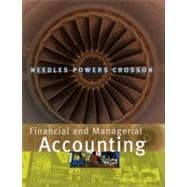 Financial and Managerial Accounting 8e,9780618777174