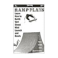 Ramp Plans: Learn How to Build Vert Street Mini Launch and B..., 9780965727198