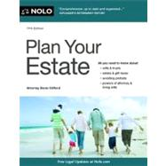 Plan Your Estate, 9781413317206