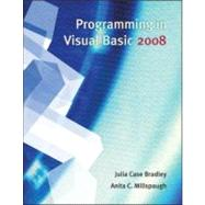 Programming in Visual Basic 2008,9780073517209