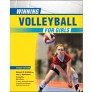 Winning Volleyball for Girls, Third Edition,9780816077212