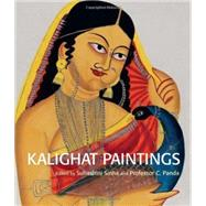 Kalighat Paintings, 9781935677215