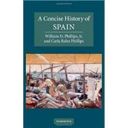 A Concise History of Spain,9780521607216