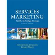 Services Marketing, 9780136107217  