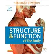 Structure & Function of the Body (Book with CD-ROM + Access Code),9780323077217