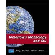 Tomorrow's Technology and You : Introductory