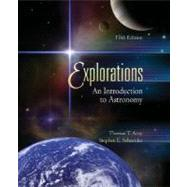 Explorations: An Introduction to Astronomy with Starry Night Pro DVD, version 5.0