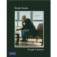 Study Guide for Psychology,9780205777228