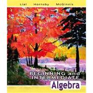 Beginning& Intermediate Alg&Mml Stu Acc Kit