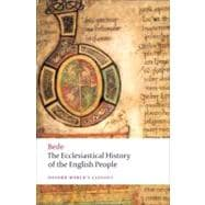 The Ecclesiastical History of the English People; The Greate..., 9780199537235  