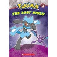 Pokemon: Diamond and Pearl Chapter Book #2: The Lost Riolu; ..., 9780545177238  