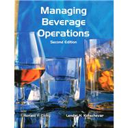 Managing Beverage Operations with Answer Sheet (EI),9780133097245