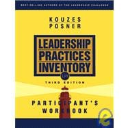 The Leadership Practices Inventory (LPI) Participant's Workb..., 9780787967260