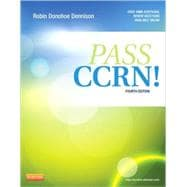Pass CCRN! (Book with Access Code),9780323077262