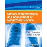 Clinical Manifestations and Assessment of Respiratory Disease,9780323057271