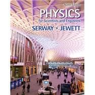 Physics for Scientists and Engineers,9781133947271