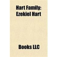 Hart Family : Ezekiel Hart, 9781156217276  