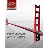 Intermediate Accounting, Fifteenth Edition
