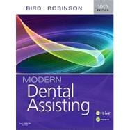Modern Dental Assisting (Book with DVD),9781437717297