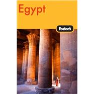 Fodor's Egypt, 3rd Edition, 9781400007301  