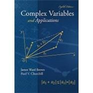 Student's Solutions Manual to accompany Complex Variables and Applications,9780073337302