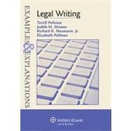 Legal Writing : Examples and Explanations,9780735597303
