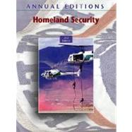 Annual Editions: Homeland Security, 2/e