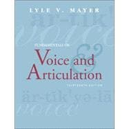 Fundamentals of Voice and Articulation (NAI),9780072837308