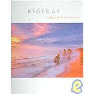 Biology Today and Tomorrow With Infotrac