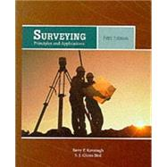 Surveying : Principles and Applications