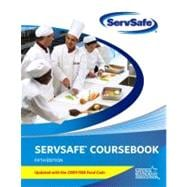 ServSafe CourseBook with Paper/Pencil Answer Sheet Update with 2009 FDA Food Code
