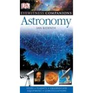 Eyewitness Companions: Astronomy,9780756617332