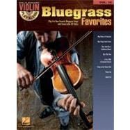 Bluegrass Favorites : Violin Play-along Volume 10, 9781423447337