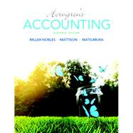 Horngren's Accounting Plus MyAccountingLab with Pearson eText -- Access Card Package