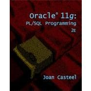 Oracle 11g : PL/SQL Programming,9781133947363